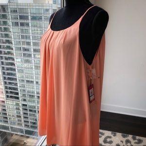 NWT Vince CAMUTO mini dress XL gorgeous color!!!